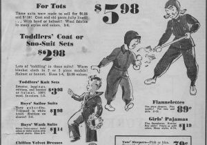 Birthday Gifts for Him Chicago 1940 39 S Wieboldt 39 S Christmas Ad Vintage Chicago Newspaper