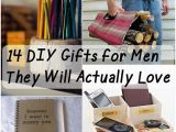 Birthday Gifts for Him Diy Diy Gifts Your Man Would Love to Receive Alldaychic