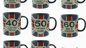 Birthday Gifts for Him Ebay Gift Boxed Union Jack Mug Keepsake Happy Birthday Gift