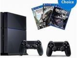 Birthday Gifts for Him Electronic Ps4 Console solution Bundle with Dualshock 4 Controller