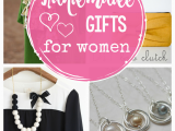 Birthday Gifts for Him Handmade 25 Great Handmade Gifts for Women Crazy Little Projects