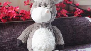 Birthday Gifts for Him In Germany 35cm Germany Nici Donkey Plush toys Cartoon Doll for