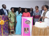 Birthday Gifts for Him In Nigeria Permanent Secretaries Present Birthday Gifts to Bolanle