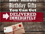 Birthday Gifts for Him Last Minute 12 Last Minute Birthday Gifts Delivered Instantly to their