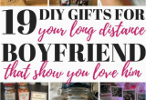 Birthday Gifts for Him Ldr 19 Diy Gifts for Long Distance Boyfriend that Show You