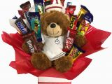 Birthday Gifts for Him Melbourne Chocolate Bouquet Get Well soon Nurse Teddy Gift