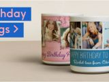 Birthday Gifts for Him Mugs Personalised Mugs Design A Mug with Text and Photos