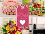 Birthday Gifts for Him Netflorist Birthday Hampers at Netflorist the Rambling Rose
