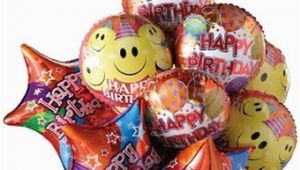 Birthday Gifts for Him Next Day Delivery Happy Birthday Balloon Bouquet at From You Flowers
