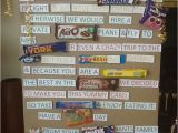 Birthday Gifts for Him Online south Africa Candy Bar Birthday Card Using English Chocolate Sweets