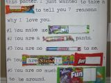 Birthday Gifts for Him Online south Africa Candy Bar Poster Ideas with Clever Sayings