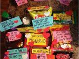 Birthday Gifts for Him San Francisco Snacks Etiquetados Con Mensajitos Imagina Esto En Una
