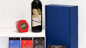 Birthday Gifts for Him Selfridges organic Hampers Duchy originals Chocolate Food Wine Gift