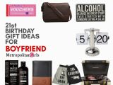Birthday Gifts for Him Suggestions 20 Best 21st Birthday Gifts for Your Boyfriend