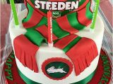 Birthday Gifts for Him Sydney south Sydney Rabbitohs Cake Kids Bday In 2019 Cake