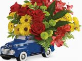 Birthday Gifts for Him Under $100 Glory Days ford Pickup Flowers for Him Veldkamp 39 S