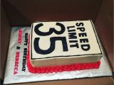 Birthday Gifts for Husband 35 35th Birthday Cake Hbday 35th