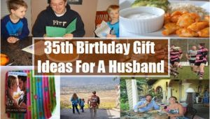 Birthday Gifts for Husband 45 35th Birthday Gift Ideas for A Husband Yoocustomize Com