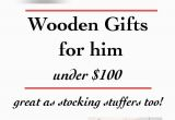 Birthday Gifts for Husband Below 100 Wooden Gifts for Men Under 100 Gift Guide for Men