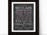 Birthday Gifts for Husband From Wife 60th Birthday Decoration 60th Birthday Gifts for Women