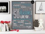 Birthday Gifts for Husband Uk 50th Birthday Gift for Husband Gift for Him Gift for