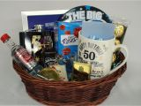 Birthday Gifts for Male 50 Year Old 50th Birthday Gift Basket for Men Personalised Gift