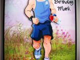 Birthday Gifts for Male Runners Runner Dude Male Jogger Jogging Dude Runner Running