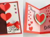Birthday Gifts for My Boyfriend Creative How to Make Birthday Card for Boyfriend or Girlfriend