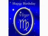 Birthday Gifts for Virgo Man Virgo Cards Zazzle