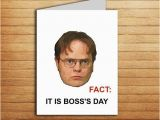 Birthday Gifts for Your Male Boss the Office Boss Day Card Printable Funny Boss 39 S Day Gift