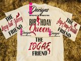 Birthday Girl and Friends Shirts Birthday Girl Shirts Birthday Squad Shirt Friend Squad Etsy
