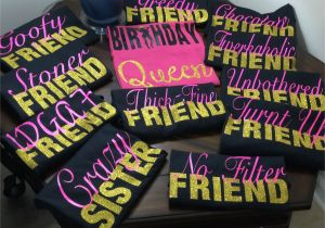 Birthday Girl and Squad Shirts Birthday Birthday Squad Shirts Birthday Queen Glitter