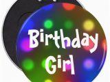 Birthday Girl buttons Birthday Girl button Pin Zazzle