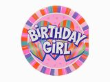 Birthday Girl buttons Jumbo Birthday Girl button From All You Need to Party Uk