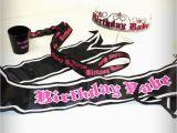 Birthday Girl Crown and Sash 39 Birthday Babe 39 Sash Glitter Tiara and Shot Glass