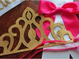 Birthday Girl Crown and Sash Birthday Crown and Sash Set Ships In 2 5 Business Days