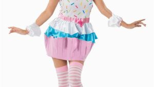 Birthday Girl Dresses for Adults Adult Birthday Girl Cupcake Fancy Dress Party Dance