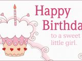 Birthday Girl Ecard Free Sweet Girl Ecard Email Free Personalized Birthday