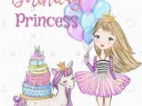 Birthday Girl Ecard Happy Birthday Little Girl Princess Free for Kids Ecards