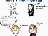Birthday Girl Jokes Happy Birthday Meme Happy Birthday Moments