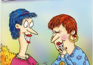 Birthday Girl Jokes Women Making Pact Funny Humorous Birthday Card by
