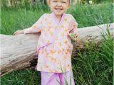 Birthday Girl Outfit 2t Diva Styles Jinbei Kids Pajamas Ninja Birthday
