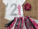 Birthday Girl Outfit 2t Girls 2 Cute Birthday Outfit Girls 2nd Birthday