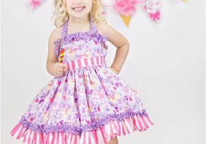 Birthday Girl Outfit 3t Girls Unicorn Birthday Dress Girls Birthday Dress Unicorn