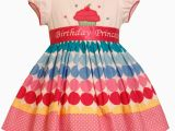 Birthday Girl Outfit 4t New Bonnie Jean Girls Princess Polka Dot Cupcake Birthday