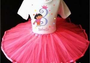 Birthday Girl Outfits 2t Dora Birthday Girl Set Outfit First 1st 2nd 3rd 2t 3t