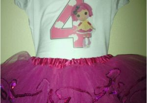 Birthday Girl Outfits 2t Lalaloopsy Birthday Dress 2 Pc Tutu Outfit 1t 2t 3t 4t 5t