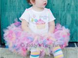 Birthday Girl Outfits for toddlers 1st Birthday Tutu Set toddler Birthday Girl Outfits Birthday