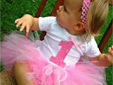 Birthday Girl Outfits for toddlers Baby Girl First Birthday Tutu Outfit with Headband and Flower