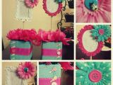 Birthday Girl Pin Dollar Tree Garden Party Idea Girls Birthday Ideas Centerpices